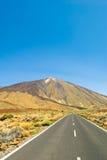 El Teide Stock Image