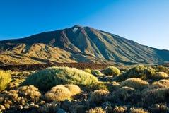 El Teide 库存图片