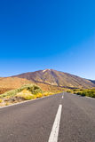 El Teide Stock Photography
