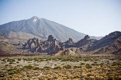 EL-Teide Photo stock