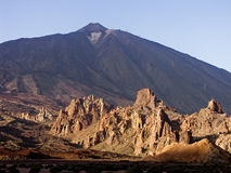 El Teide Royalty Free Stock Image