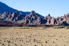 El Teide Стоковое Изображение RF
