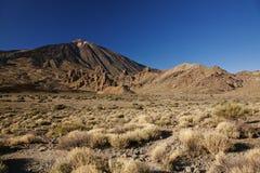 EL Teide stockfotografie