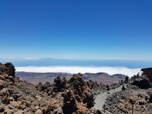El Teide Royalty Free Stock Images