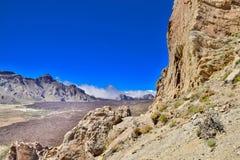 El Teide en Tenerife Imagen de archivo libre de regalías