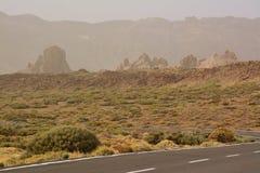 El-Teide National Park Stock Photo