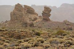 El-Teide National Park Stock Images