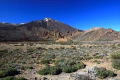 El Teide national park, Tenerife, Canary Islands, Stock Photography