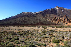 El Teide national park, Tenerife, Canary Islands, Stock Photos