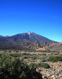 El Teide national park, Tenerife, Canary Islands, Stock Photography