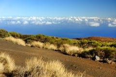 El Teide National Park Royalty Free Stock Photo