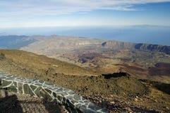 El Teide National Park, Tenerife Stock Photography