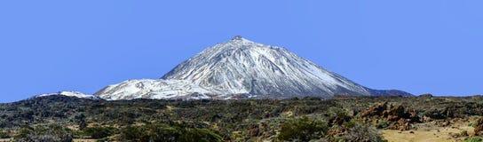 El Teide National Park, Tenerife, Canary Islands, Spain Royalty Free Stock Photos