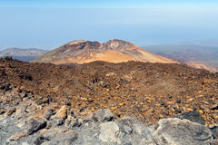 El Teide National Park, Tenerife Stock Photo