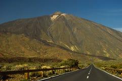 El Teide, national park (Volcano, Tenerife). Pictures in the national park of El Teide, Tenerife stock photography