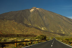 EL Teide, Nationalpark (Vulkan, Teneriffa) Stockfotografie