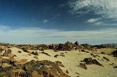 EL Teide, Nationalpark (Vulkan, Teneriffa) Lizenzfreie Stockfotografie