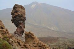 El Teide park narodowy Obraz Stock