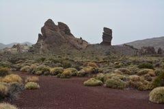 El Teide park narodowy Fotografia Royalty Free