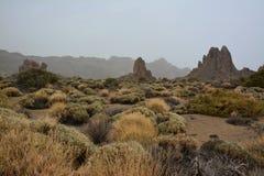 El Teide park narodowy Obraz Royalty Free