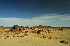 EL Teide, parque nacional (volcán, Tenerife) Foto de archivo