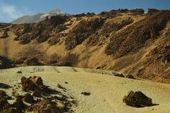 EL Teide, parque nacional (volcán, Tenerife) Fotografía de archivo libre de regalías