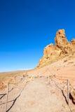 El teide road royalty free stock images