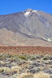 El Teide, Tenerife Stock Photography