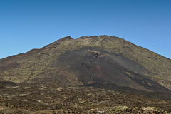 El teide volcane at tenerife,panorama,landscape Stock Photo