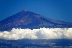 El Teide Volcano Royalty Free Stock Image
