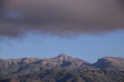 El Teide Volcano Stock Photography