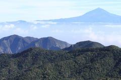 el teide wulkan Fotografia Royalty Free