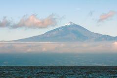 El Teide wulkan Obraz Stock