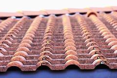 El tejado imagenes de archivo