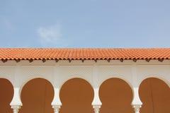 El tejado Fotografía de archivo