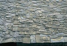 Mundo de piedra en China del oeste Imagen de archivo