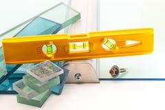 El tejado de un material durable Imágenes de archivo libres de regalías
