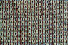 El tejer del algodón Fotografía de archivo libre de regalías