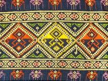 El tejer en Tailandia Imagen de archivo libre de regalías
