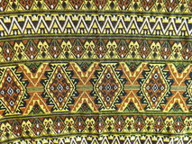 El tejer tradicional septentrional de Teenjok en Tailandia Fotos de archivo