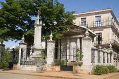 El Templete, Havana, Cuba Stock Image