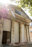 El Templete In Old Havana,Cuba Royalty Free Stock Photo