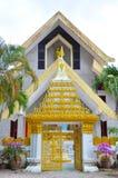 El templo Fotografía de archivo