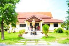 El templo Foto de archivo