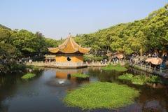El templo Fotos de archivo libres de regalías