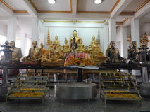 El templo Imágenes de archivo libres de regalías