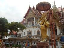 El templo Imagen de archivo