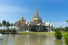 El templo Fotografía de archivo libre de regalías