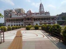 El templo Imagen de archivo libre de regalías