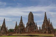 El templo antiguo Fotografía de archivo libre de regalías
